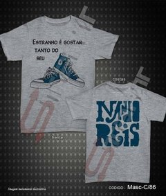 Camiseta - Nando Reis (All start Azul)