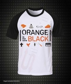 Orange is the new Black - (Camiseta raglan)