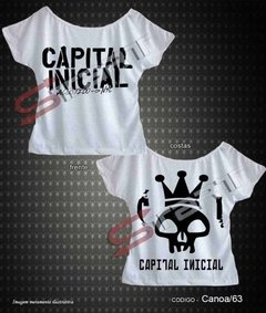 Canoa - Capital Inicial