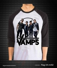 Raglan - The Vamps - comprar online