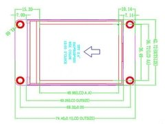 Display Nextion Ihm Led Touch 2.4 Arduino Pic Clp (4002) - comprar online