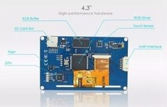 Display Nextion Ihm Led Touch 4.3 Arduino Pic Clp (4005) na internet