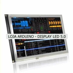 Display Nextion Ihm Led Touch 5.0 Arduino Pic Clp (4006) - LOJA ARDUINO