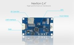 Display Nextion Ihm Led Touch 2.4 Arduino Pic Clp (4002) na internet