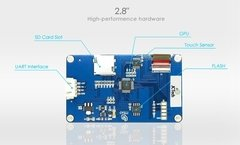 Display Nextion Ihm Led Touch 2.8 Arduino Pic Clp (4008) na internet