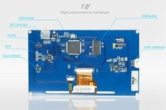 Display Nextion Ihm Led Touch 7.0 Arduino Pic Clp (4007) na internet