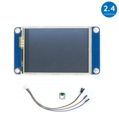 Display Nextion Ihm Led Touch 2.4 Arduino Pic Clp (4002)