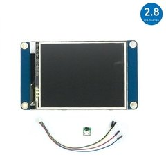 Display Nextion Ihm Led Touch 2.8 Arduino Pic Clp (4008)