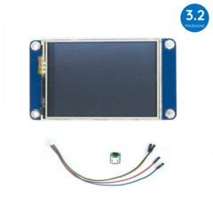 Display Nextion Ihm Led Touch 3.2 Arduino Pic Clp (4004)