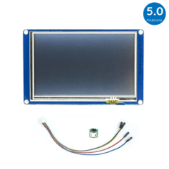 Display Nextion Ihm Led Touch 5.0 Arduino Pic Clp (4006)