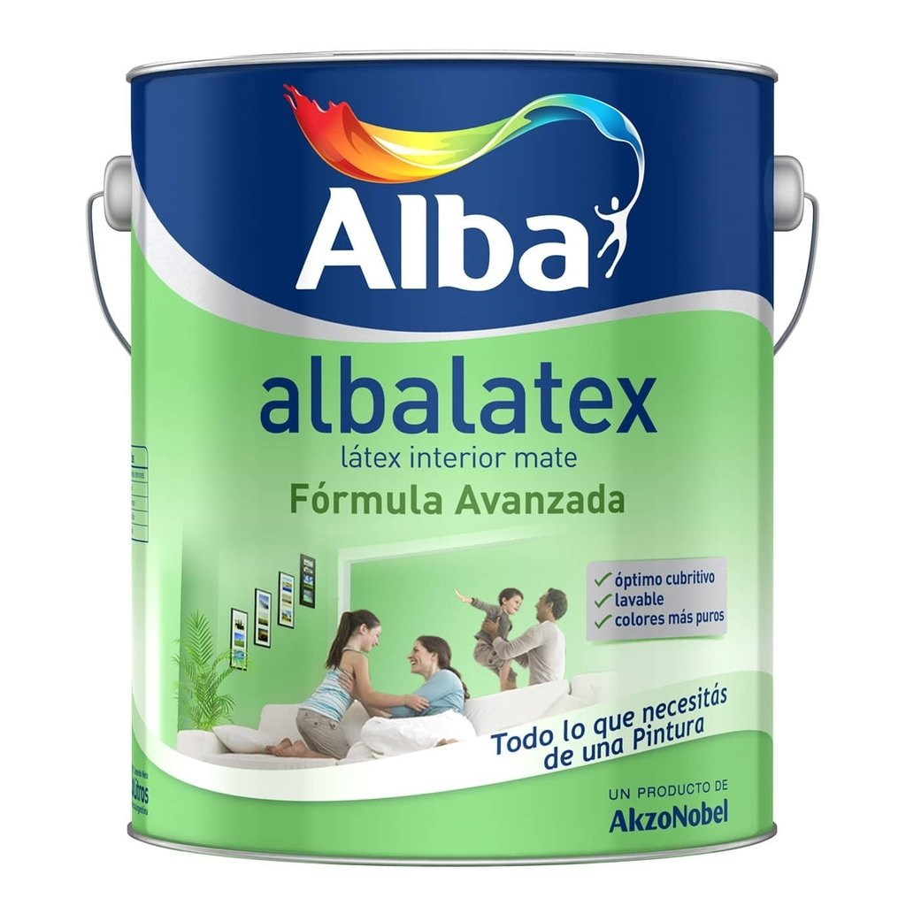 AlbaLatex - Comprar en pmpinturerias