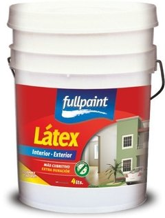 Latex interior/exterior FullPaint