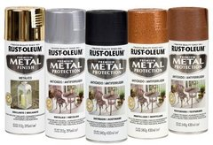 Rust Oleum - Metal Protection