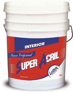 Latex Interior/Exterior SuperAcril