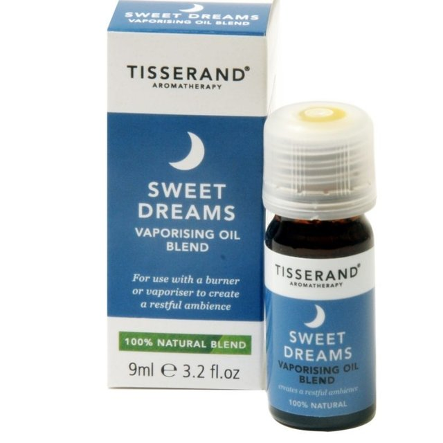 Oleo Vaporizacao Sweet Dreams Tisserand – 9 Ml