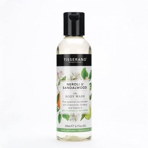 NEROLI & SANDALWOOD BODY WASH
