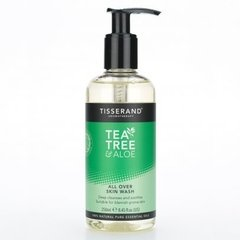 Sabonete Líquido Facial Tea Tree - limpeza profunda (250ml)