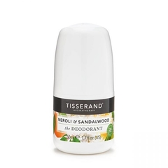Desodorante Roll On - Néroli & Sandalwood 50ml (Tisserand)