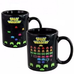 Taza Mágica - Space Invaders