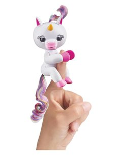 FINGERLINGS UNICORNIO MUÑECO INTERACTIVO TAPIMOVIL