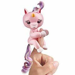 FINGERLINGS UNICORNIO MUÑECO INTERACTIVO TAPIMOVIL en internet