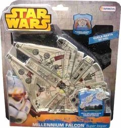 NAVES STAR WARS SUPER LOOPER - ULTRA LIVIANAS - VUELAN TAPIMOVIL