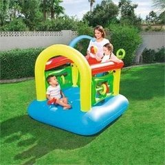 GYM CASTILLO INFLABLE 142 CM X 142 CM X 165 CM BESTWAY en internet