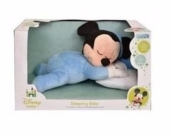PELUCHE SLEEPING BABY DISNEY MICKEY MINNIE DITOYS - SURBABY