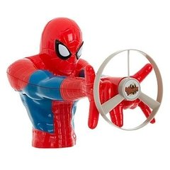 LANZA DISCOS SPIDERMAN TAPIMOVIL