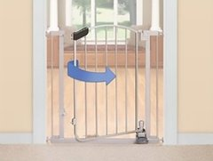 PUERTA DE SEGURIDAD SUMMER EXTENSIBLE STYLISH WALK THRU GATE WAYNA en internet