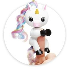 FINGERLINGS UNICORNIO MUÑECO INTERACTIVO TAPIMOVIL - tienda online