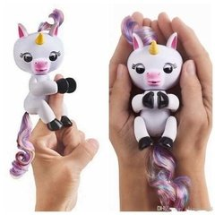 FINGERLINGS UNICORNIO MUÑECO INTERACTIVO TAPIMOVIL - SURBABY