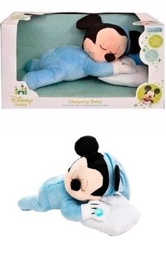 PELUCHE SLEEPING BABY DISNEY MICKEY MINNIE DITOYS en internet