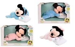 PELUCHE SLEEPING BABY DISNEY MICKEY MINNIE DITOYS