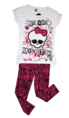 CALZAS SUBLIMADAS MONSTER HIGH VARIOS TALLES ROLFY