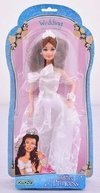 MUÑECA DITOYS PRINCESAS WEDDING DOLL