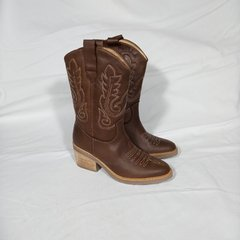Bota Texana Chocolate