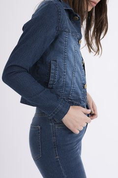 Campera Monki Denim - comprar online