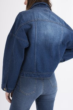 Campera Julieta Blue