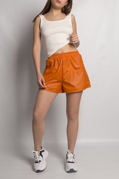 Short Rest Naranja