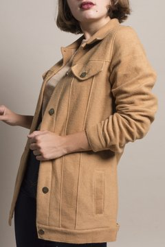 Campera Berlin Camel
