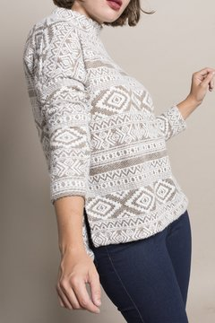 Sweater Pole Beige