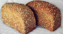 Pan integral Bread Net sin sal