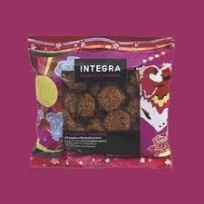 Galletitas Integra sabor Chocolate & Avellanas