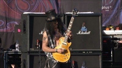 DVD Slash - Rock Am Ring 2010