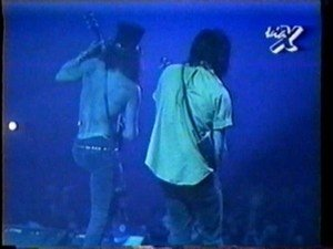 Imagem do DVD Slash's Snakepit - Argentina 1995