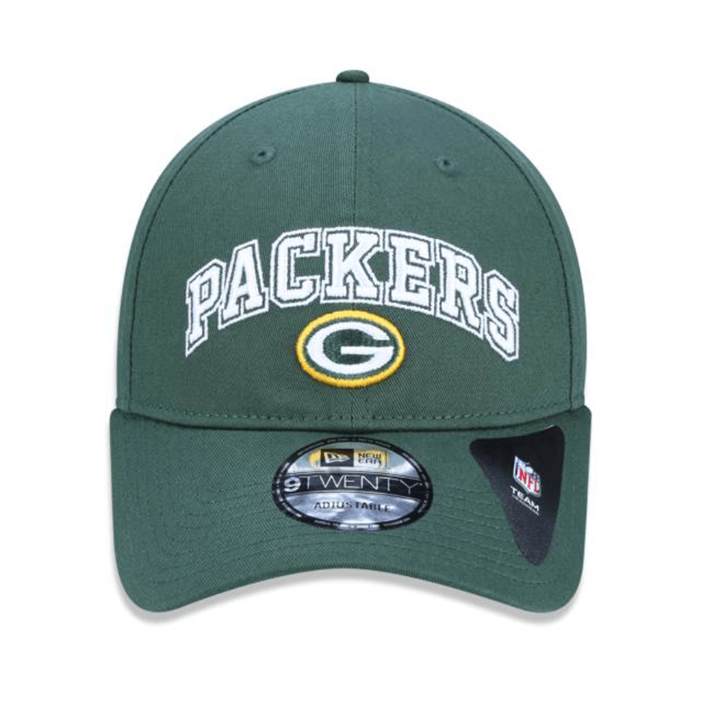 Boné New Era 920 Green Bay Packers Verde - USARENA 1277a79c8c1c3