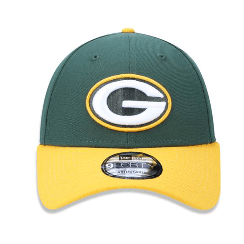 Boné New Era 940 Green Bay Packers Verde - USARENA bab5241a6b84b