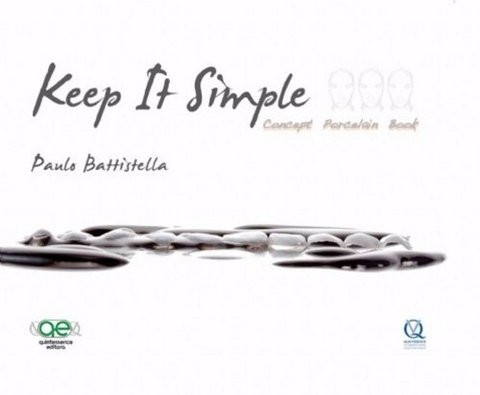 Keep It Simple - Concept Porcelain Book - Battistella