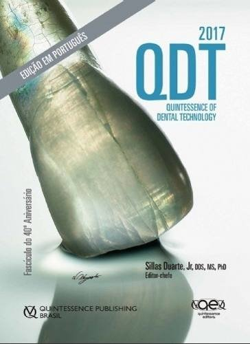 Livro Qdt 2017 - Quintessene Of Dental Technology